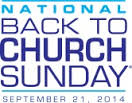 National Back to Church 2014