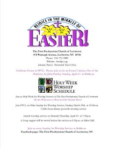 Holy Week Services-x2