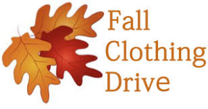 Fall Clothing Drive
