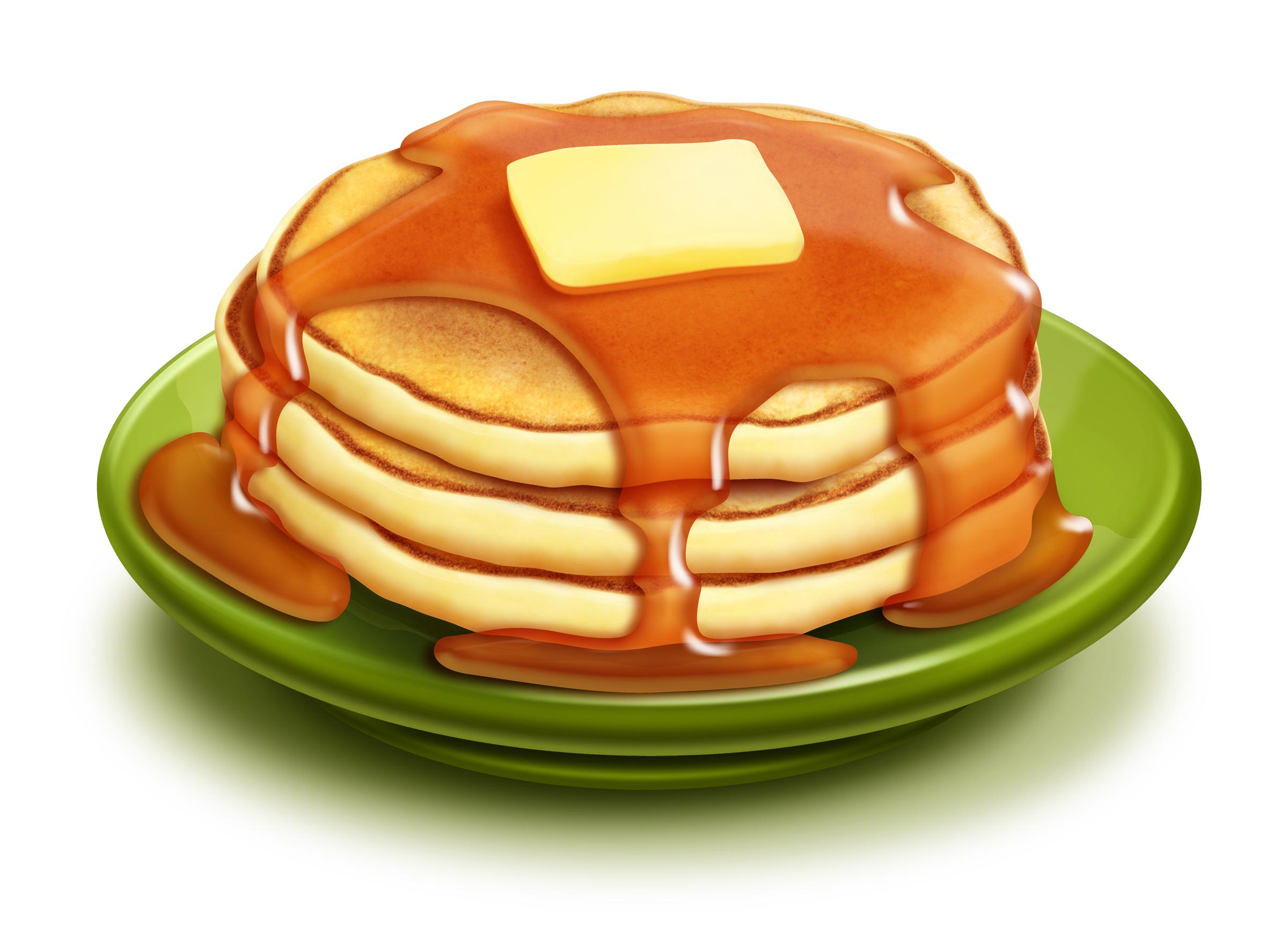 Boy Scout Sunday - Pancakes