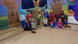 FPNS Halloween Parade