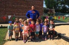FPNS Superhero Week