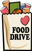 food drive free clip art