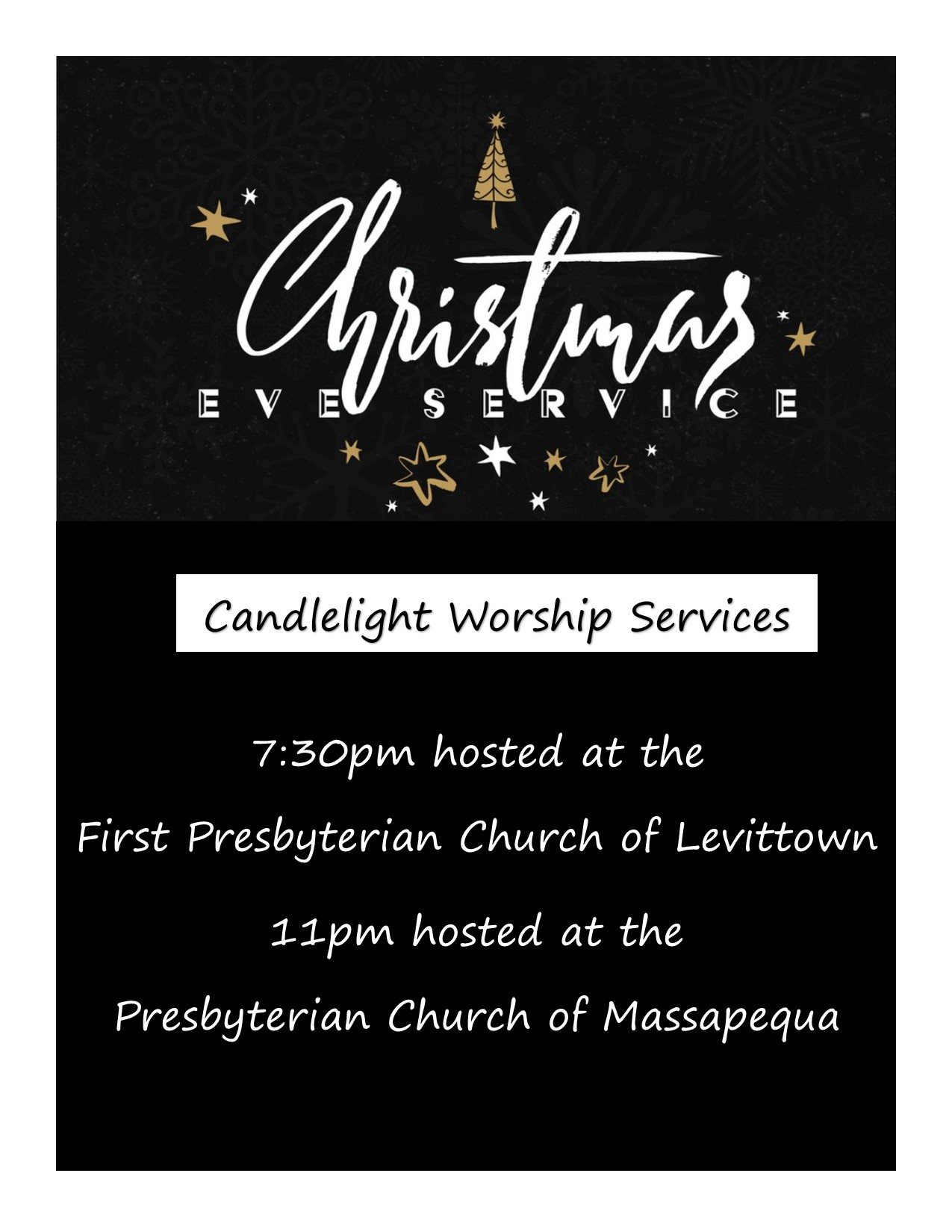 12-24-18-Christmas Eve Worship